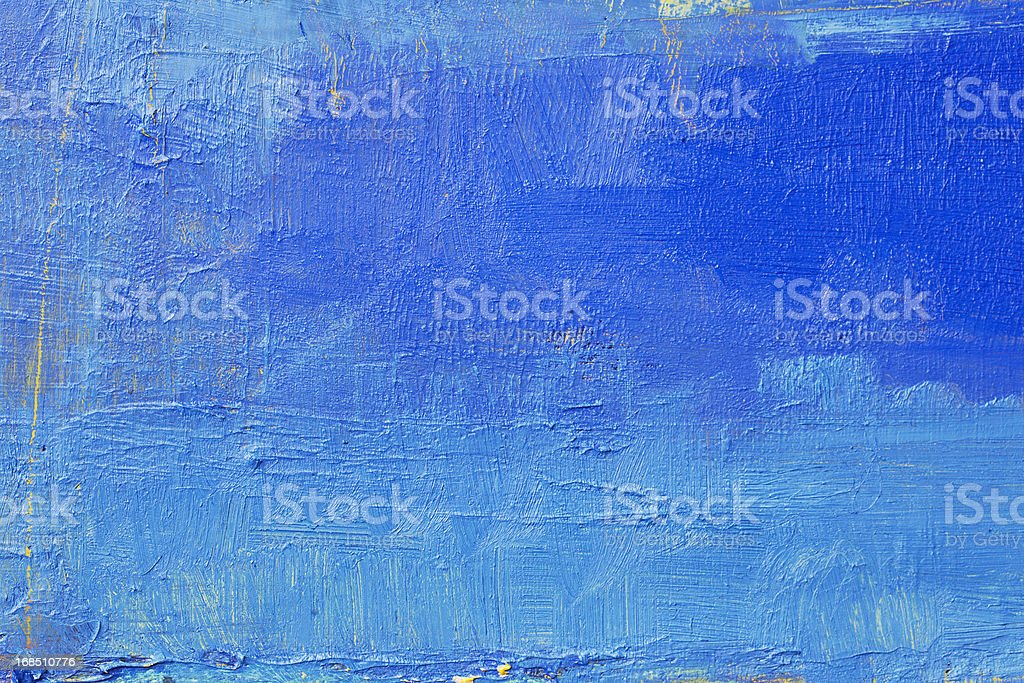 Abstract painted  blue art backgrounds. royalty-free stock vector art