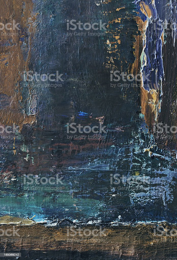 Abstract painted dark art backgrounds. royalty-free stock photo