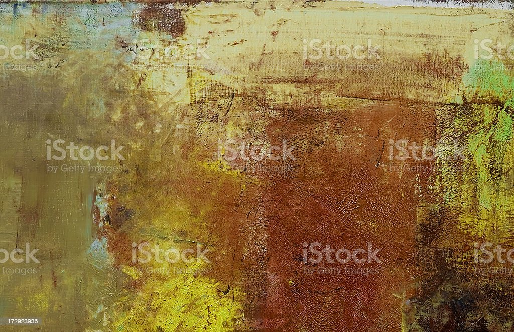 Abstract painted  earth colored art backgrounds. royalty-free stock photo
