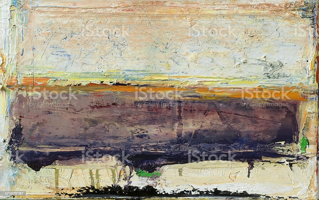 Abstract painted  grayed out art backgrounds. royalty-free stock photo