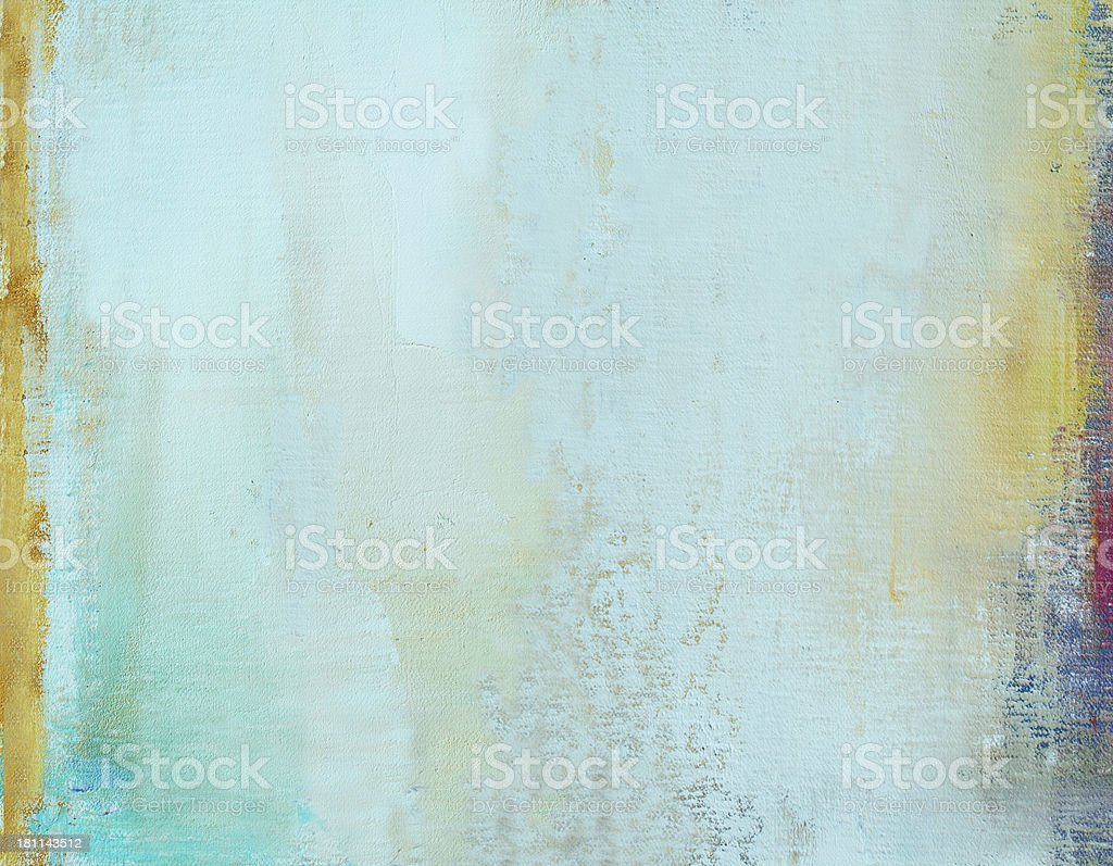 Abstract painted light green art backgrounds. royalty-free stock photo