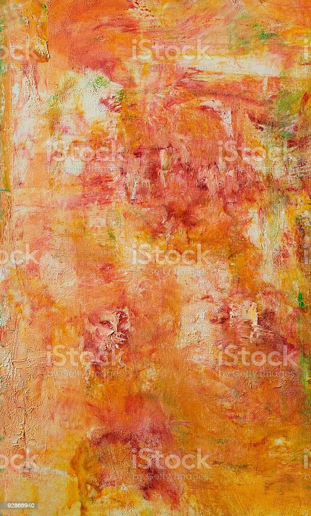 Abstract painted pink art backgrounds. royalty-free stock photo