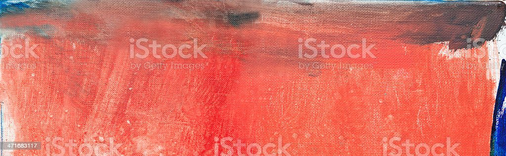 Abstract painted red art backgrounds. royalty-free stock vector art
