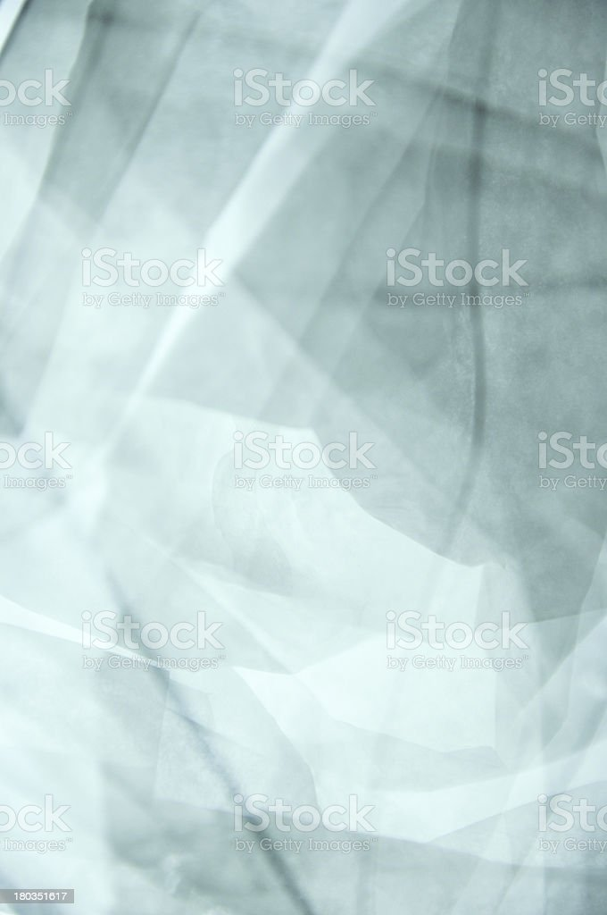 abstract paper blue royalty-free stock photo