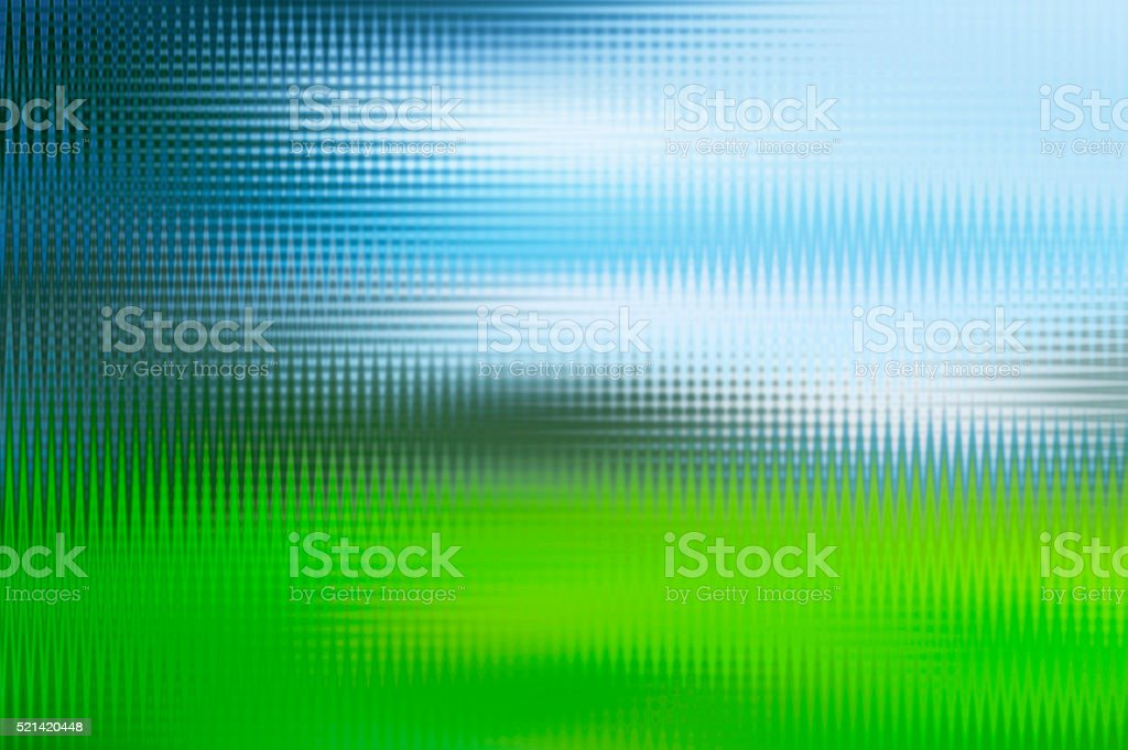 Abstract Pattern Lined Background Blue Green stock photo