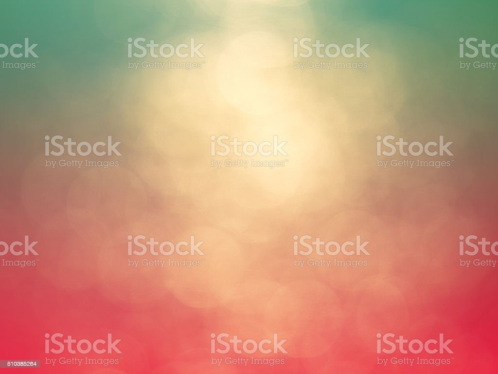 Abstract photo of backlight reflector and glitter bokeh lights b stock photo