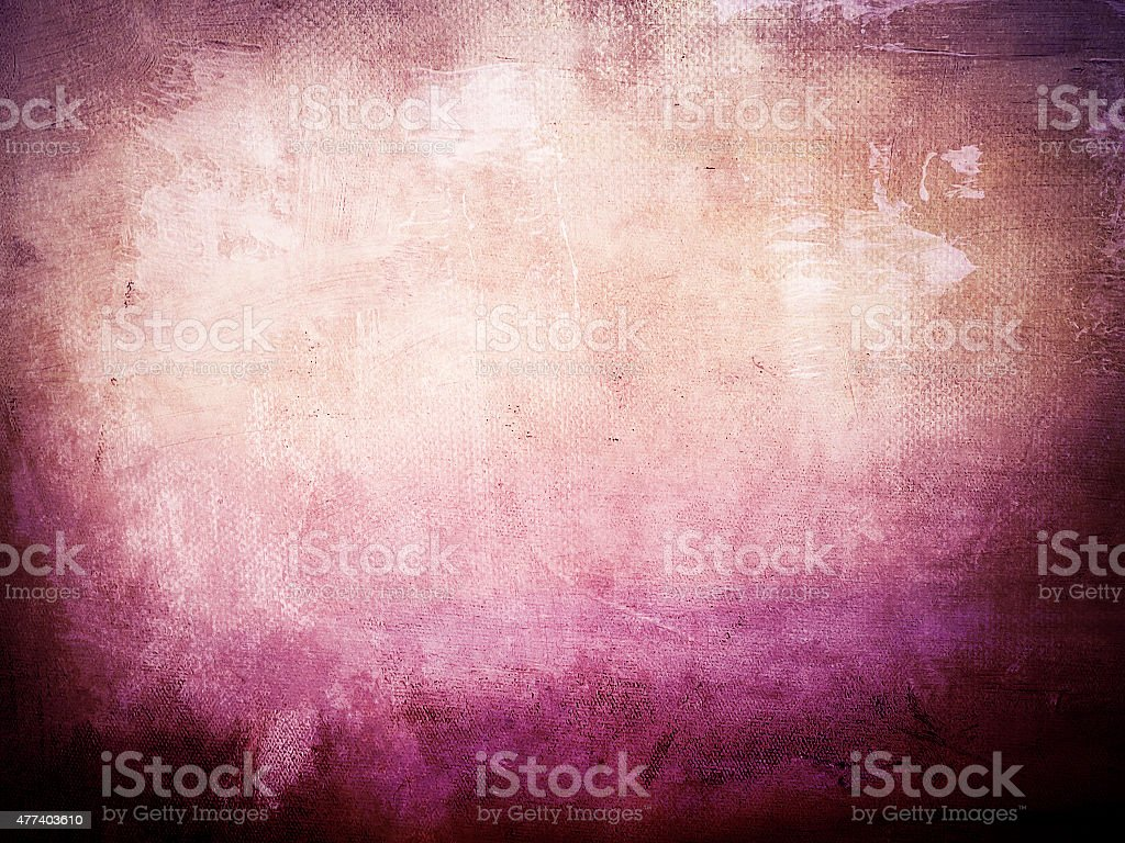 abstract pink canvas background stock photo
