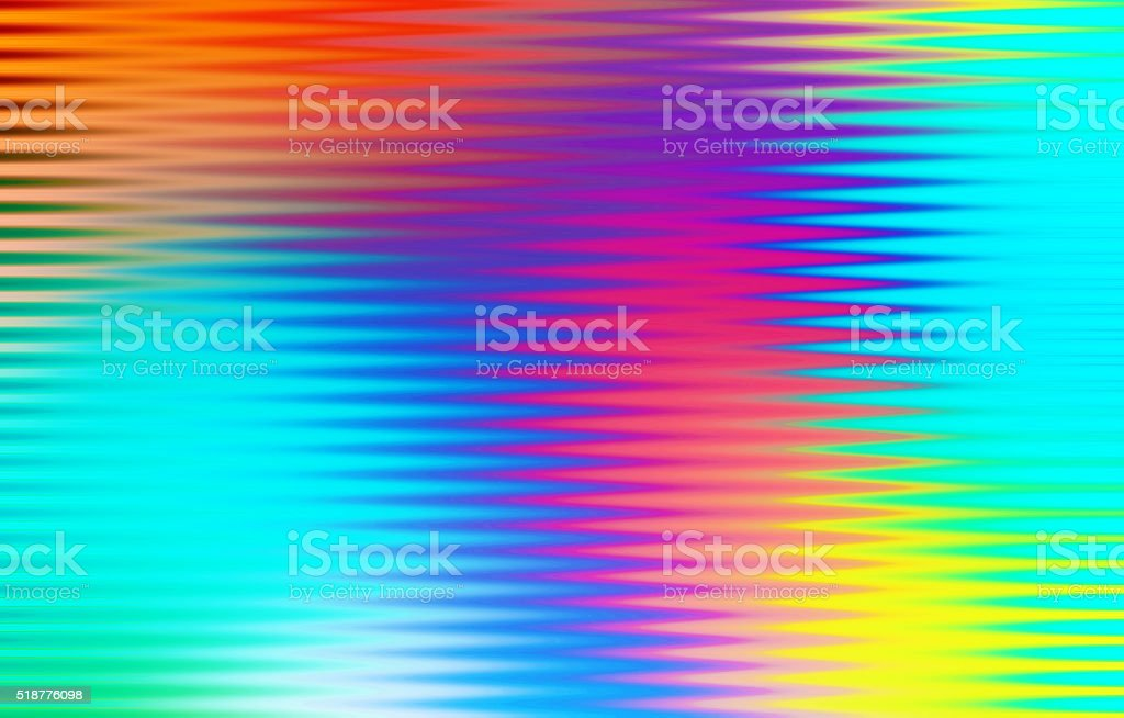 Abstract Pixel Lined Pattern Background Blue Yellow Orange stock photo