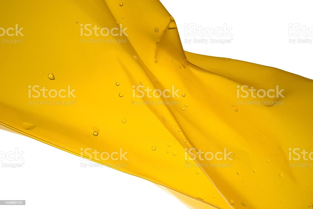 Abstract plastic object 6 royalty-free stock photo
