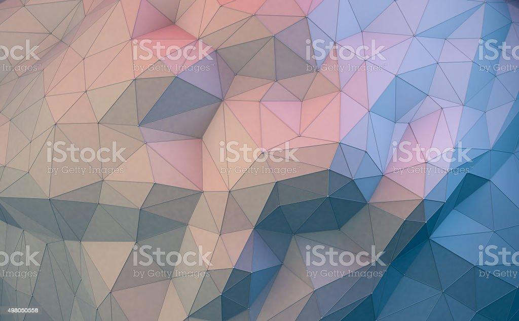 Abstract plexus background stock photo