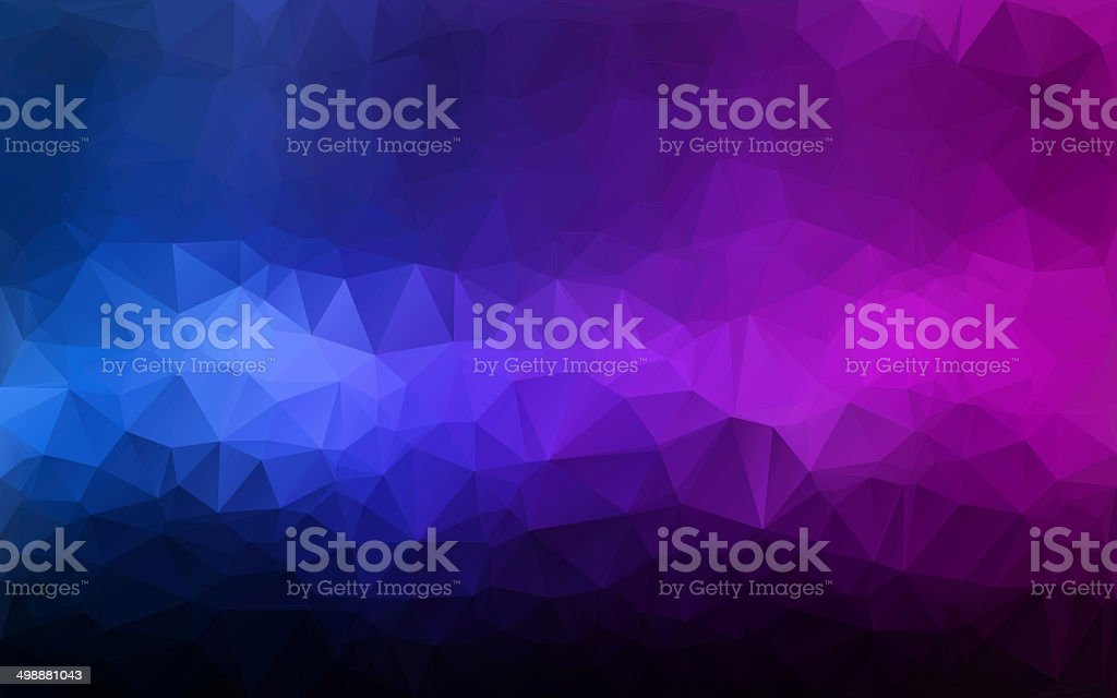 Abstract polygonal background,Purple tome collection royalty-free stock vector art