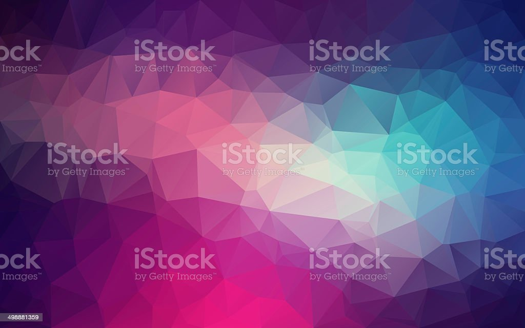 Abstract polygonal background,Purple tome collection stock photo