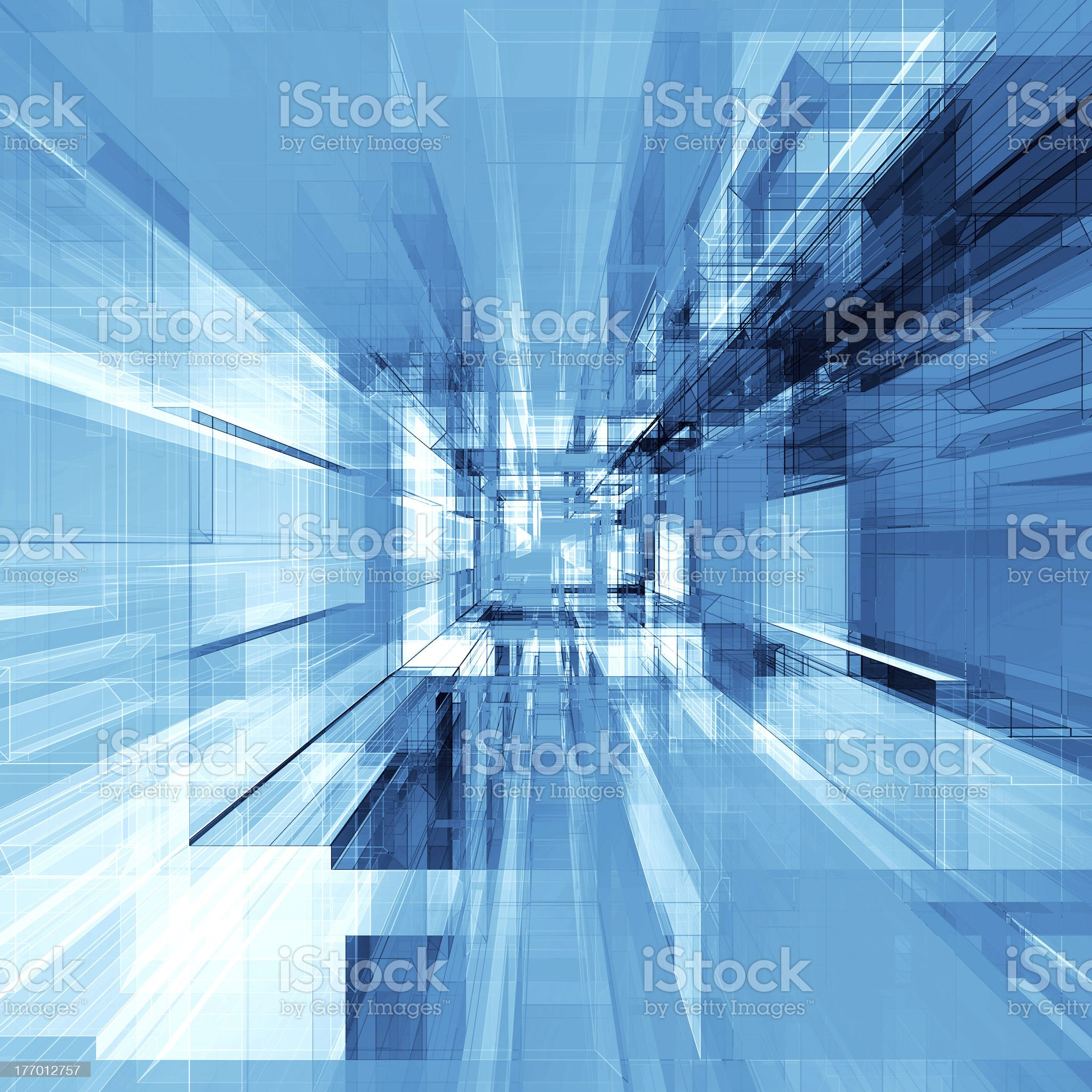 Abstract project royalty-free stock photo