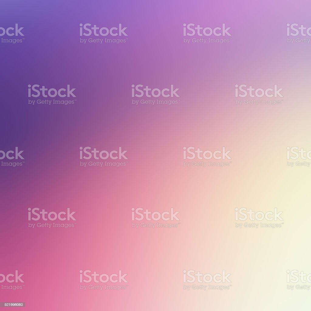 Abstract  Purple Yellow Smooth Background stock photo