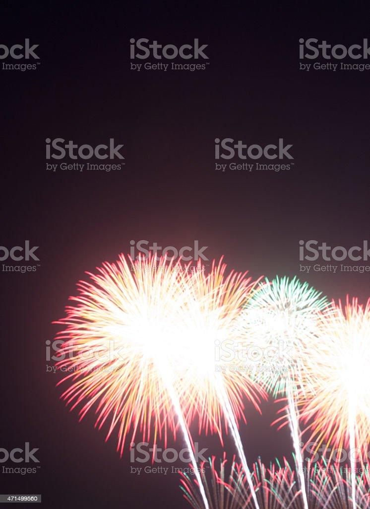 Абстрактный красный и фиолетовый Яркий свет взрыв blur фейерверки Стоковые фото Стоковая фотография