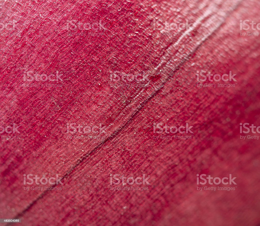 Abstract red background. Macro stock photo