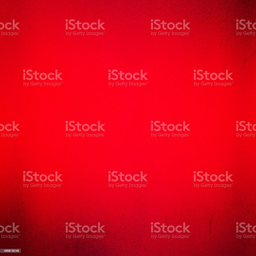 Abstract red background with light black edges stock photo