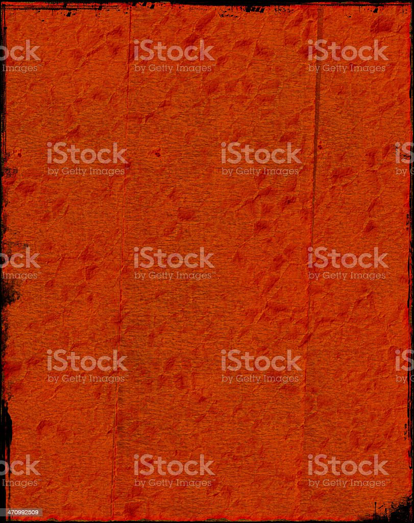 Abstract - Red Grunge Background royalty-free stock photo