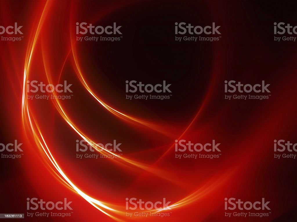 Abstract Red  Ribbon Background Light Textured Effect,XXXL royalty-free stock photo