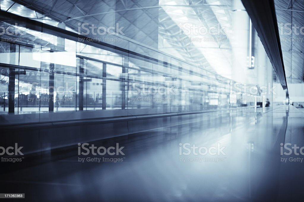 Abstract Reflections stock photo