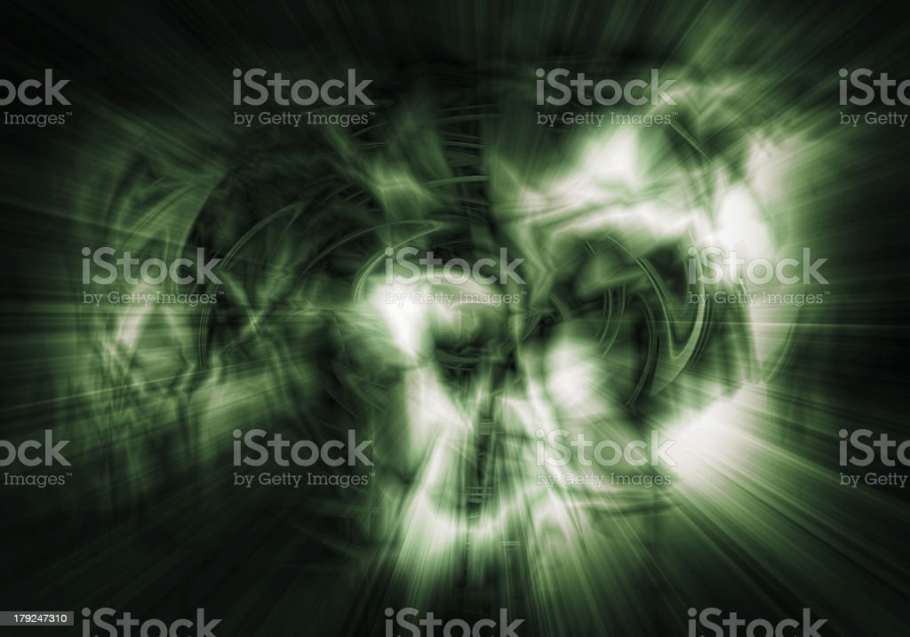 abstract retro colorful explosion royalty-free stock photo