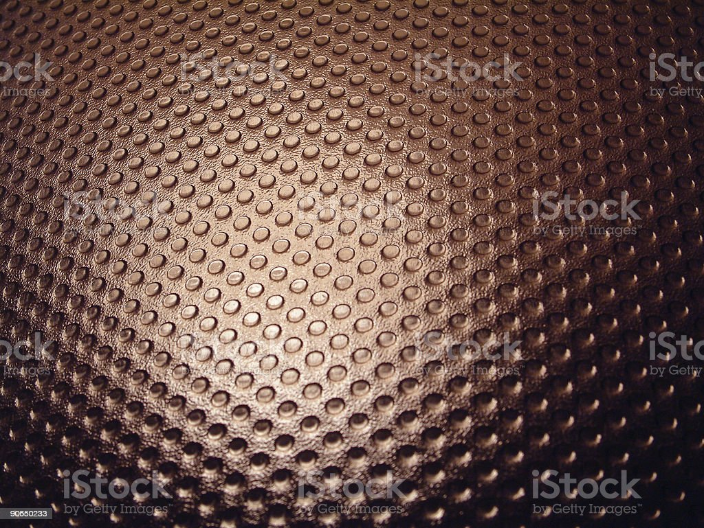 Abstract Rubber Bumps 3 royalty-free stock photo