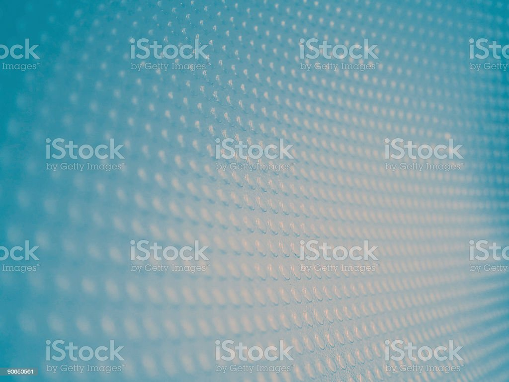 Abstract Rubber Bumps 6 royalty-free stock photo