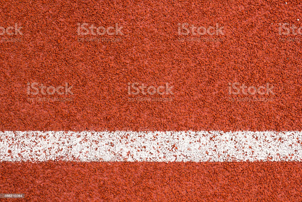 Abstract running track background. stock photo