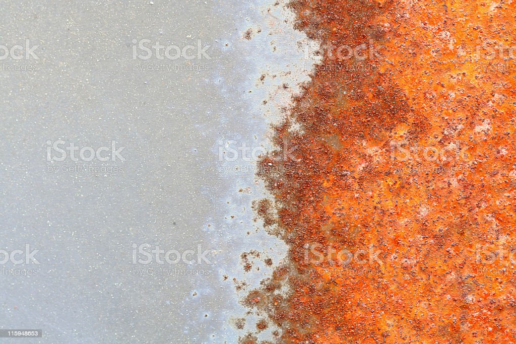 Abstract Rust Background royalty-free stock photo