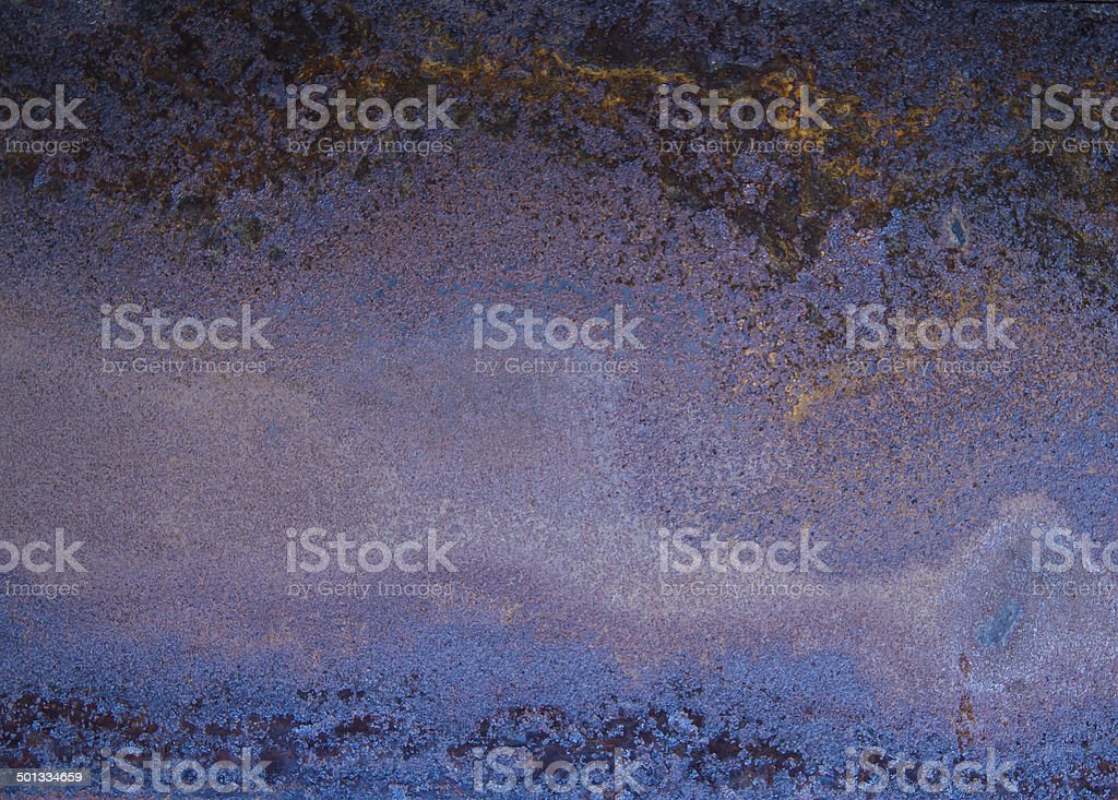 Abstract rust metal surface stock photo