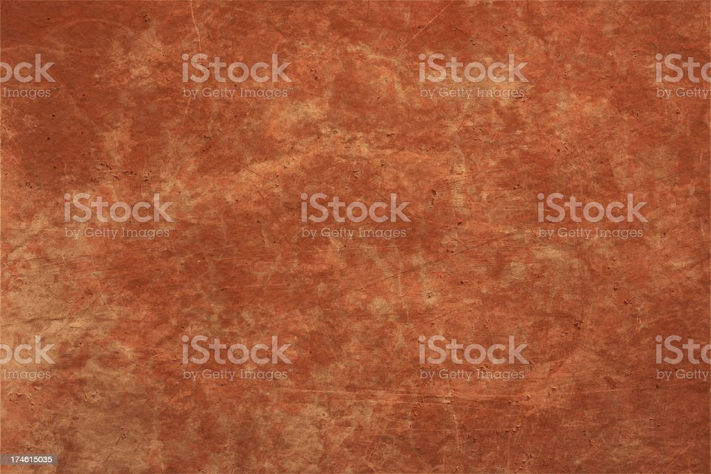 Abstract Rust Parchment Background Wallpaper royalty-free stock photo