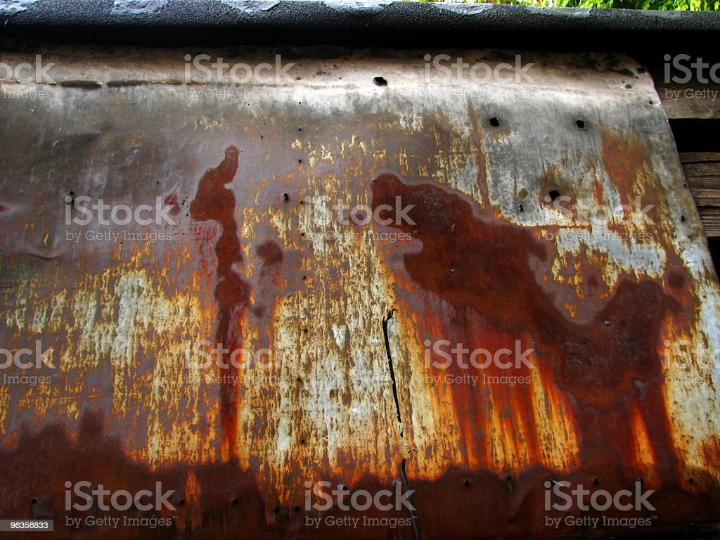abstract rust stock photo