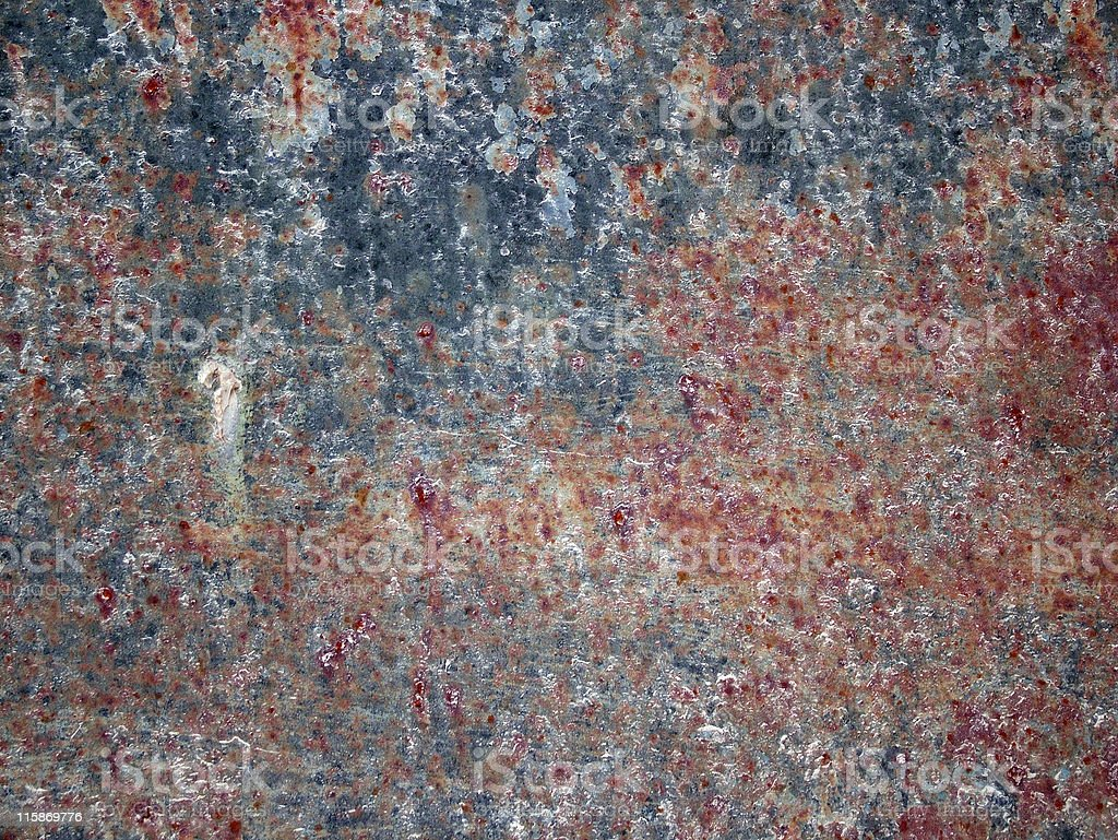 Abstract rusty surface stock photo