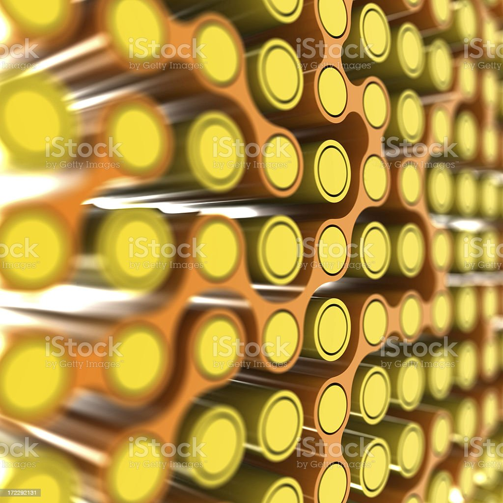 abstract scheme royalty-free stock photo