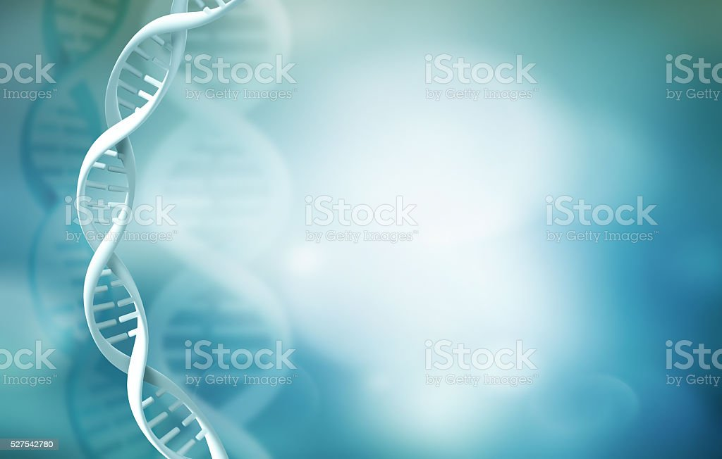Abstract science background stock photo