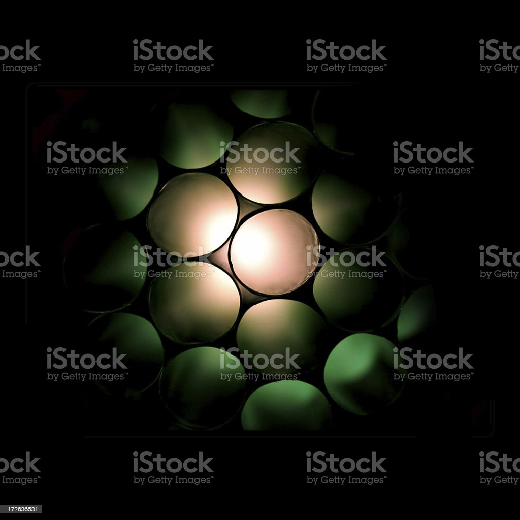 Abstract Science royalty-free stock photo