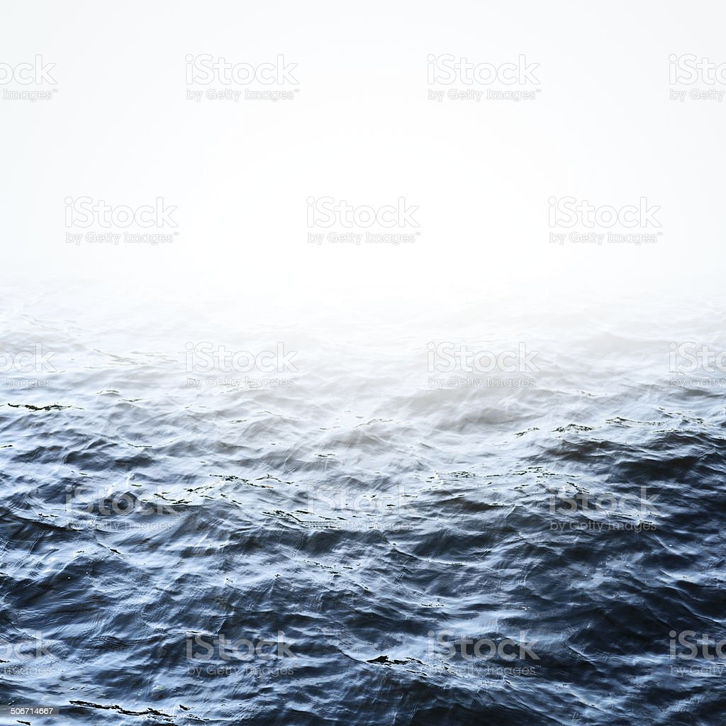 Abstract sea and ocean backgrounds stock photo