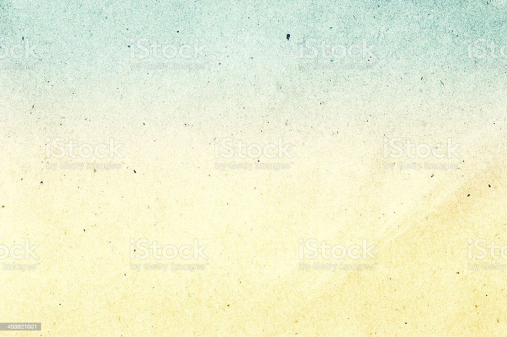 Abstract sea beach recycled paper texture, may use as background royalty-free stock photo