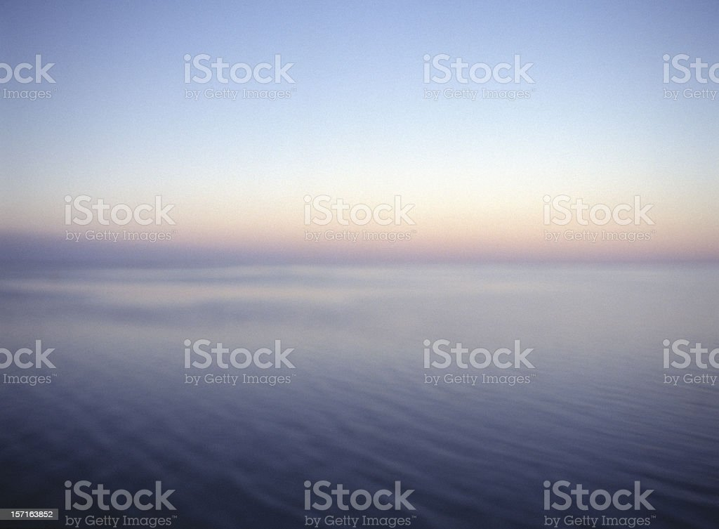 Abstract sea view. royalty-free stock photo