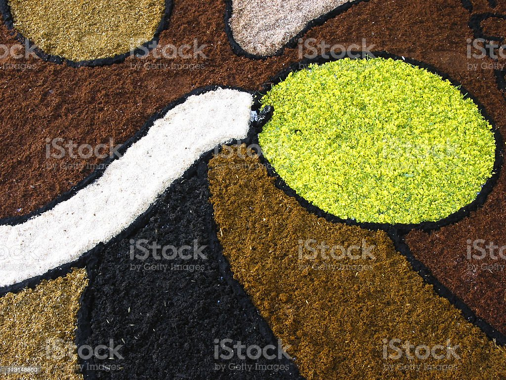 Abstract Seeds Background royalty-free stock photo