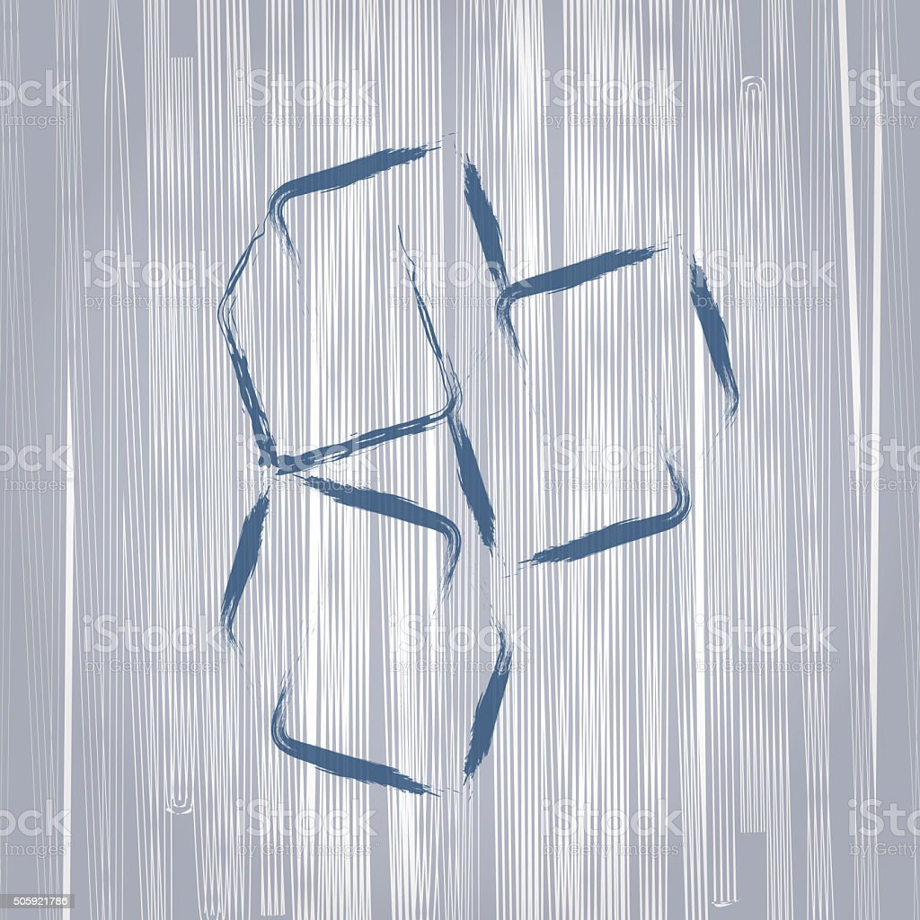 Abstract shape for your inspiration stock photo
