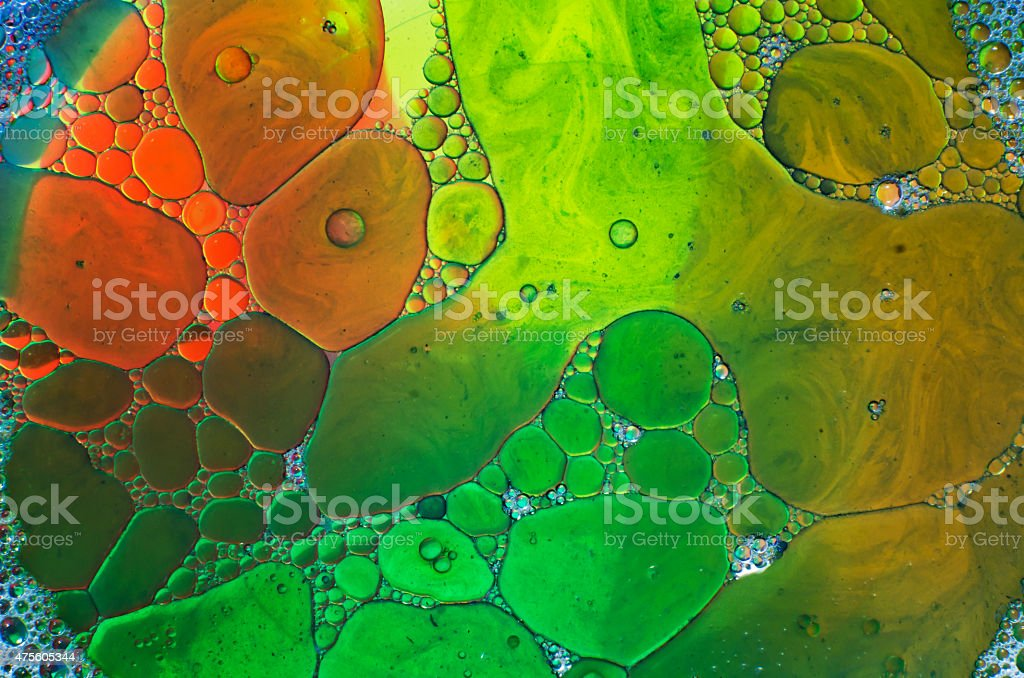 Abstract shapes stock photo