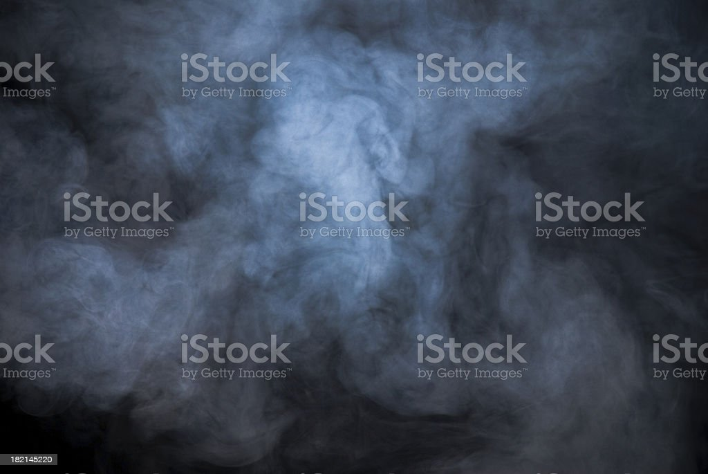 Abstract Smoke Background stock photo
