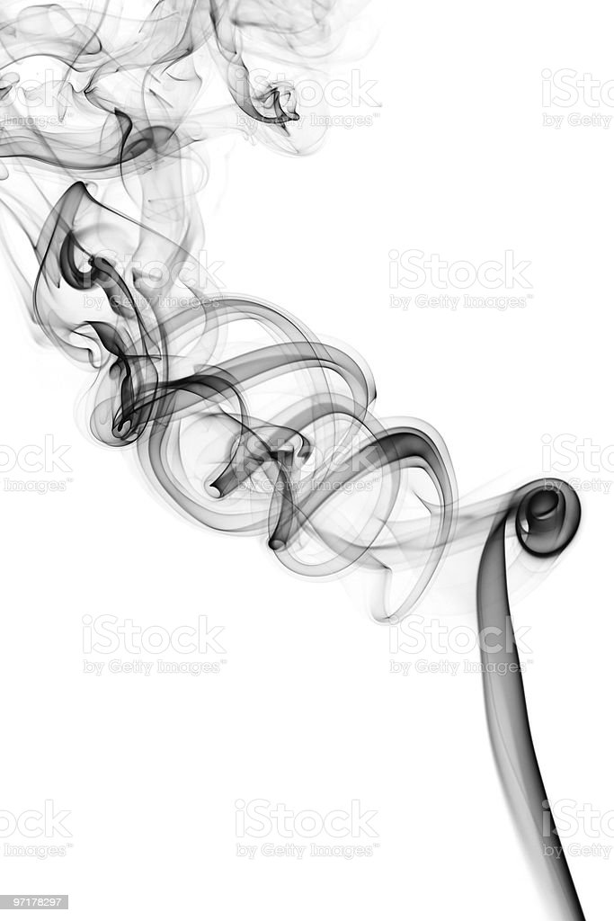 Abstract smoke background royalty-free stock vector art