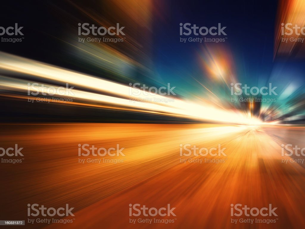 abstract speed stock photo