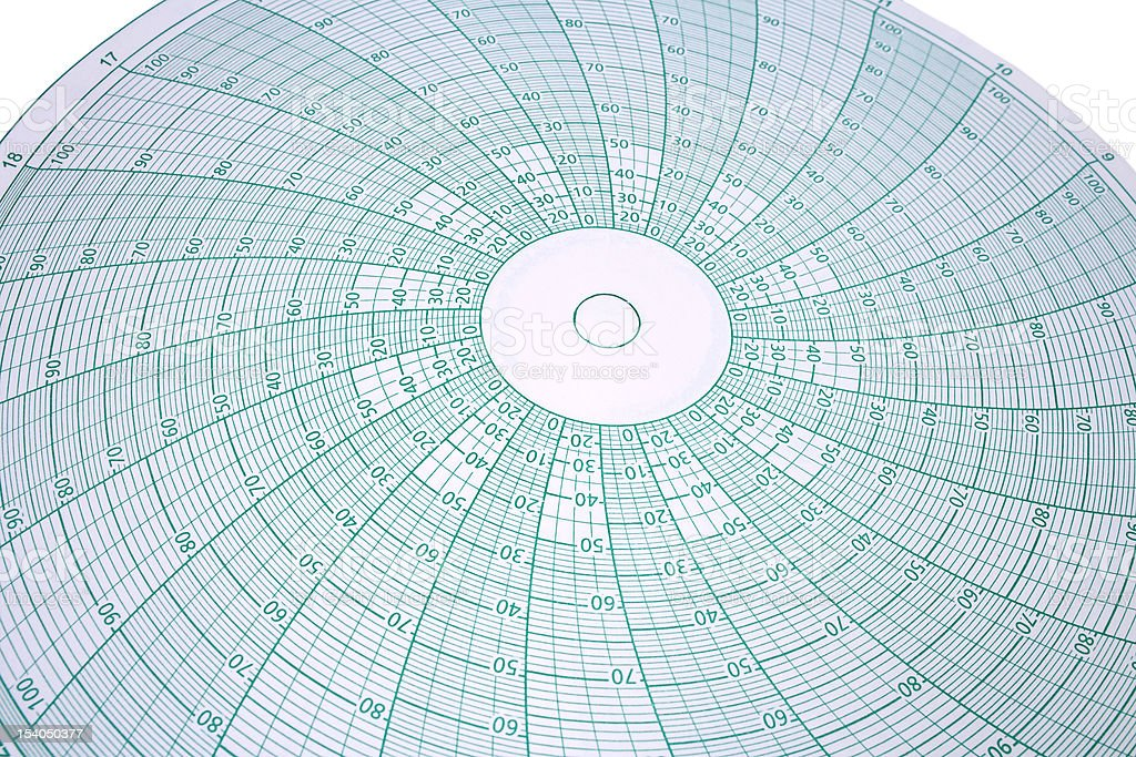 Abstract Spherical Graph Design royalty-free stock photo