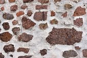 abstract spotty stone texture and background