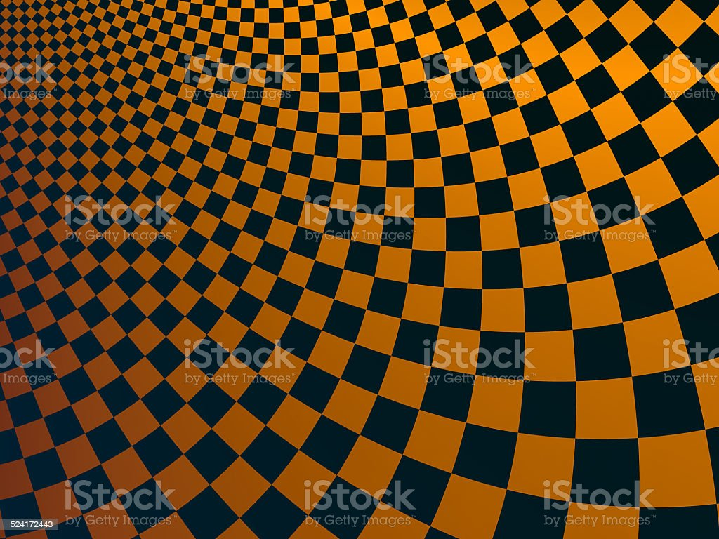 Abstract Square Checkers stock photo