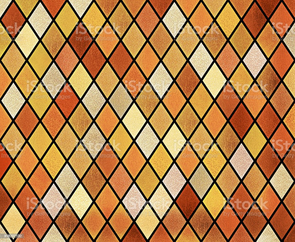abstract stained glass window background stock photo