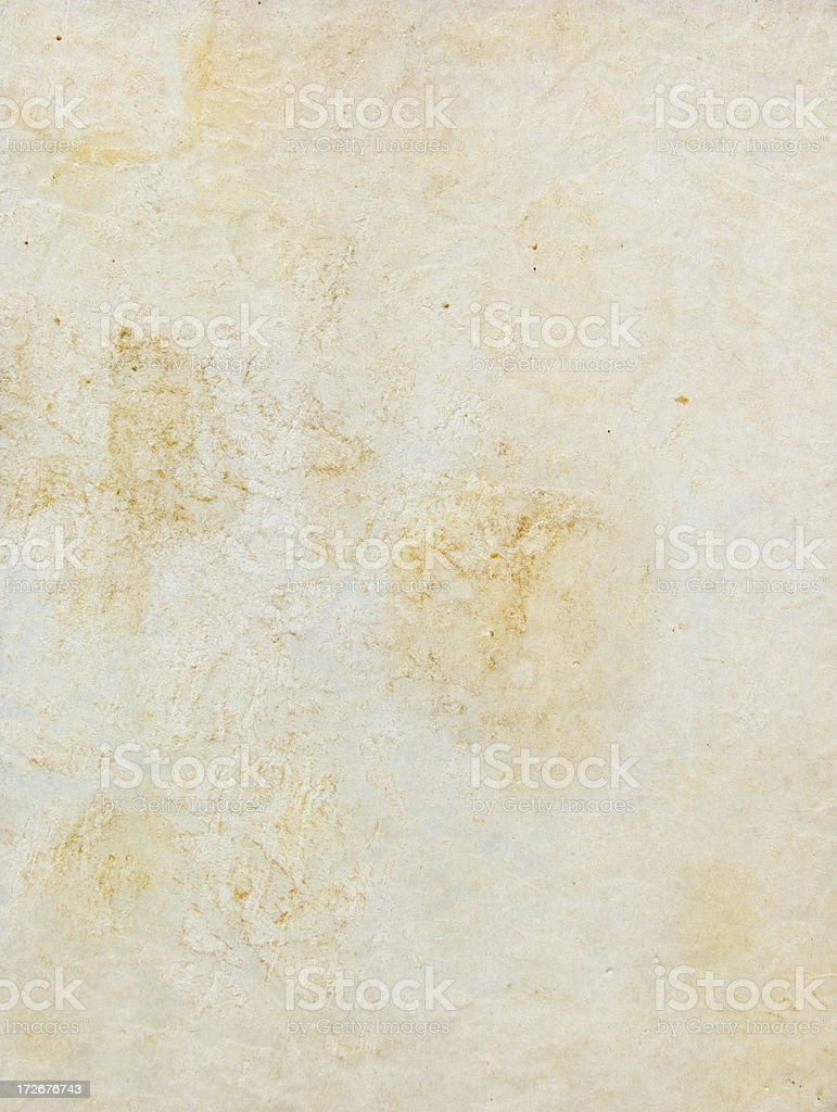 abstract stained paper royalty-free stock photo